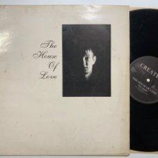 Discos de vinilo: MAXI SINGLE 12'' THE HOUSE OF LOVE REAL ANIMAL EDICIÓN INGLESA DE 1987. Lote 198712501