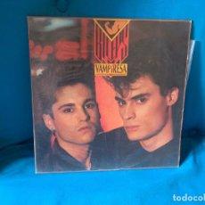 Discos de vinilo: BICEPS – VAMPIRESA. DISCO VINILO. COLECCIONISMO. ESTADO VG+ / VG+. ENTREGA 24. Lote 198729385
