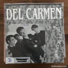 Discos de vinilo: DEL CARMEN - EL MALAQUITA - SINGLE MELODY 1992. Lote 198730853