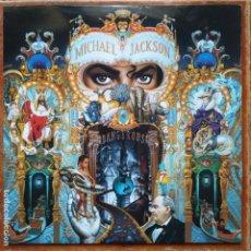 Discos de vinilo: MICHAEL JACKSON - DANGEROUS (LP2) 1991. Lote 198733590
