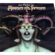 Discos de vinilo: V670 - ANGELES DEL INFIERNO. LO MEJOR DE. LP VINILO. Lote 198737670