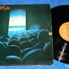 Discos de vinilo: VANGELIS SPAIN LP 1978 LO MEJOR DE VANGELIS RECOPILATORIO EXITOS ELECTRONIC SYNTH POP EXPERIMENTAL. Lote 198740300