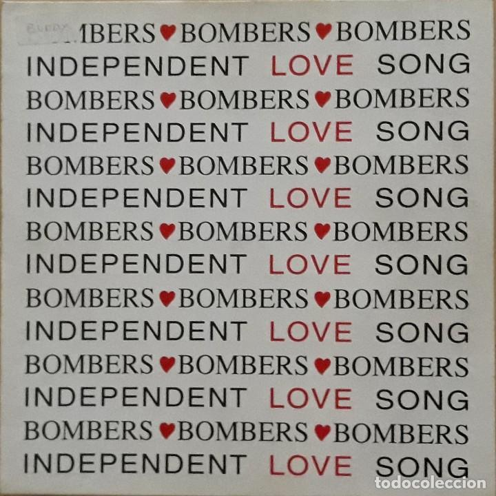 BOMBERS - INDEPENDENT LOVE (Música - Discos de Vinilo - Maxi Singles - Disco y Dance)