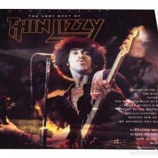 Discos de vinilo: V678 - THIN LIZZY. DEDICATION: THE BEST OF. LP VINILO. Lote 198750376