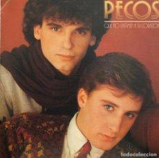 Discos de vinilo: PECOS - SINGLE 45 RPM - QUE NO LASTIMEN A TU CORAZON. Lote 198755541