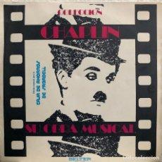 Discos de vinilo: CHAPLIN , SIDNEY DALE ORCHESTRA - EP 45 RPM. Lote 198756646