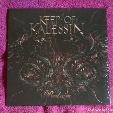 Discos de vinilo: KEEP OF KALESSIN - RECLAIM 12'' MINI LP NUEVO Y PRECINTADO - BLACK METAL DEATH METAL. Lote 198761271
