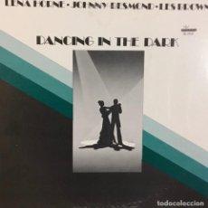 Discos de vinilo: LENA HORNE - JOHNNY DESMOND - LES BROWN. Lote 198766326