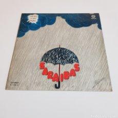 Disques de vinyle: SARAIBAS 1980 RUADA - LP GALICIA. Lote 198767097