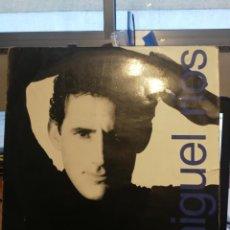 Discos de vinilo: MIGUEL RIOS MIENTRAS QUE EL CUERO AGUANTE1979 LP. Lote 198769913