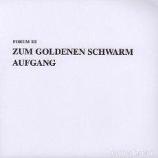 Discos de vinilo: ZUM GOLDENEN SCHWARM ?– AUFGANG. Lote 198770133