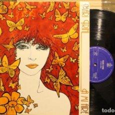 Discos de vinilo: MARI TRINI / A MI AIRE / 1980 HISPAVOX INCLUYE ENCARTE CON LETRA CANCIONES. Lote 198784556