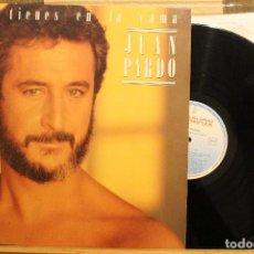 Discos de vinilo: JUAN PARDO / QUE TIENES EN LA CAMA / 1986 HISPAVOX CON LOS CHUNGUITOS Y NARI TRINE LETRA CANCIONES . Lote 198786613