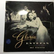 Discos de vinilo: DISCO VINILO LP GLORIA STAFAN - MI TIERRA. Lote 198800375