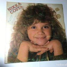 Discos de vinilo: DISCO VINILO LP NIKKA COSTA. Lote 198803340