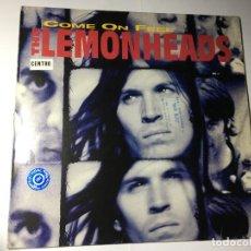 Discos de vinilo: DISCO VINILO LP DE THE LEMONHEADS - COME ON FEEL. Lote 198803632