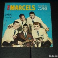 Discos de vinilo: MARCELS EP TEETER TOTTER LOVE. Lote 198806877