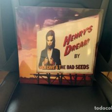 Discos de vinilo: NICK CAVE & THE BAD SEEDS ‎– HENRY'S DREAM. NUEVO Y PRECINTADO. ENVIO 24H. Lote 198816121