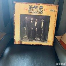 Discos de vinilo: THE NOTTING HILLBILLIES – MISSING... PRESUMED HAVING A GOOD TIME. DISCO VINILO. ENTREGA 24H. Lote 198818388