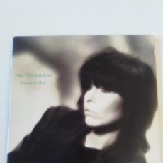 Discos de vinil: PRETENDERS DOBLE SINGLE HYMN TO HER ROOM FULL OF MIRRORS 2000 MILES SHOW ME ( 1986 WEA UK ). Lote 198822567