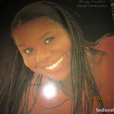 Discos de vinilo: RANDY CRAWFORD - SECRET COMBINATION LP - ORIGINAL ESPAÑOL - WEA RECORDS 1982 -. Lote 198824011