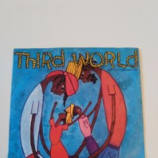 Discos de vinilo: THIRD WORLD NOW THAT WE FOUND LOVE / NIGHT HEAT ( 1978 ISLAND GERMANY ). Lote 198829612