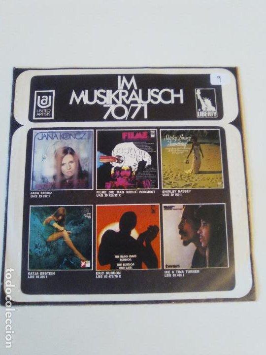 Discos de vinilo: IKE & TINA TURNER Ooh poo pah doo / I wanna jump ( 1972 LIBERTY GERMANY ) - Foto 2 - 198829848
