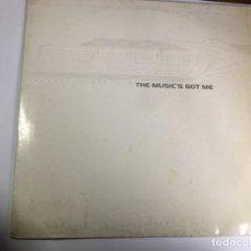 Discos de vinilo: DISCO VINILO LP BROOKLYN BOUNCE - THE MUSIC'S GOT ME. Lote 198830855