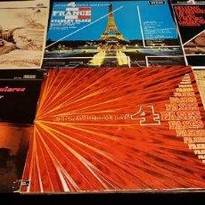Discos de vinilo: LOTE Nº 1 LPS 42 DISCOS DE ORQUESTA FASES 4 STEREO. Lote 198831248