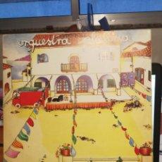 Discos de vinilo: ORQUESTRA PLATERIA - AMPARITO ROCA,EL SABIO,PEDRO NAVAJA, ETC - ARIOLA EURODISC CABRA- 1979 - LP ... Lote 198832378