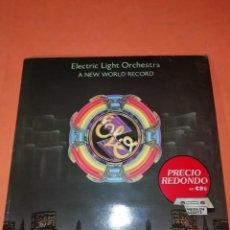 Discos de vinilo: ELECTRIC LIGHT ORCHESTRA. A NEW WORLD RECORD. JET RECORDS 1978. Lote 198832661