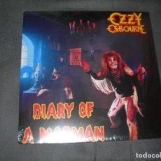Discos de vinilo: LP NUEVO OZZY OSBOURNE-DIARY OF A MADMAN ENVIO CERTIFICADO Y GRATUITO . Lote 198835732