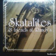 Discos de vinilo: SKATALITES & FRIENDS - AT RANDY´S. Lote 198836226