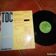 Discos de vinilo: TROPICO DE CANCER YO LO INTENTARIA UNA VEZ MAS MAXI SINGLE VINILO DEL AÑO 1984 JULIAN RUIZ 2 TEMAS . Lote 198839601