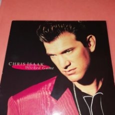 Discos de vinilo: CHRIS ISAAK WICKED GAME . 1991 WEA INTERNATIONAL RECORDS.. Lote 198840778