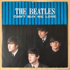 Discos de vinilo: THE BEATLES ?– CAN'T BUY ME LOVE, UK 1984 PARLOPHONE. Lote 198843068