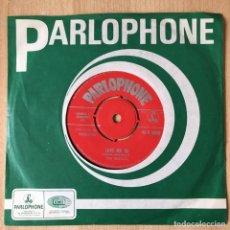Discos de vinilo: THE BEATLES ?– LOVE ME DO, 1ª ED. UK 1962 PARLOPHONE . Lote 198843352