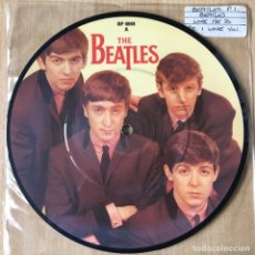 Discos de vinilo: THE BEATLES – LOVE ME DO C/W P.S. I LOVE YOU, UK 1982 PARLOPHONE. Lote 198844113