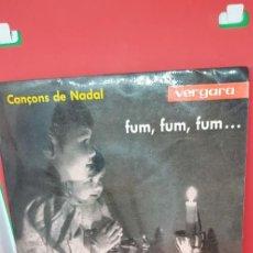 Discos de vinilo: CORAL BETANIA. CANÇONS DE NADAL.VERGARA 1962. Lote 198847836