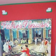 Discos de vinilo: VALSES VIENESES DE STRAUSS. BELTER 1961. Lote 198848923