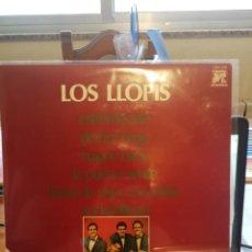 Discos de vinilo: LOS LLOPIS - RARO LP ROCK & ROLL EN ESPAÑOL GRUPO HISPANO CUBANO SELLO CAUDAL ESTREMECETE 1978. Lote 198854362