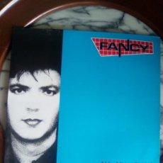 Discos de vinilo: FANCY ALL MY LOVING 1989. Lote 198857262