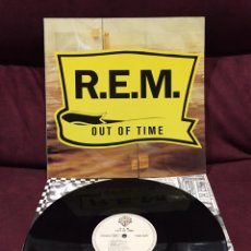 Discos de vinilo: R.E.M. - OUT OF TIME LP. Lote 198858045