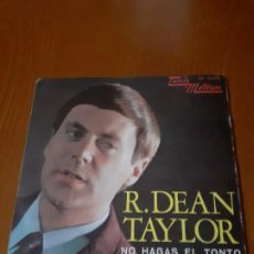 Discos de vinilo: SINGLE DE R.DEAN TAYLOR. Lote 198862547