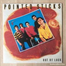 Discos de vinilo: POINTED STICKS – OUT OF LUCK, UK 1979 STIFF RECORDS. Lote 198887621