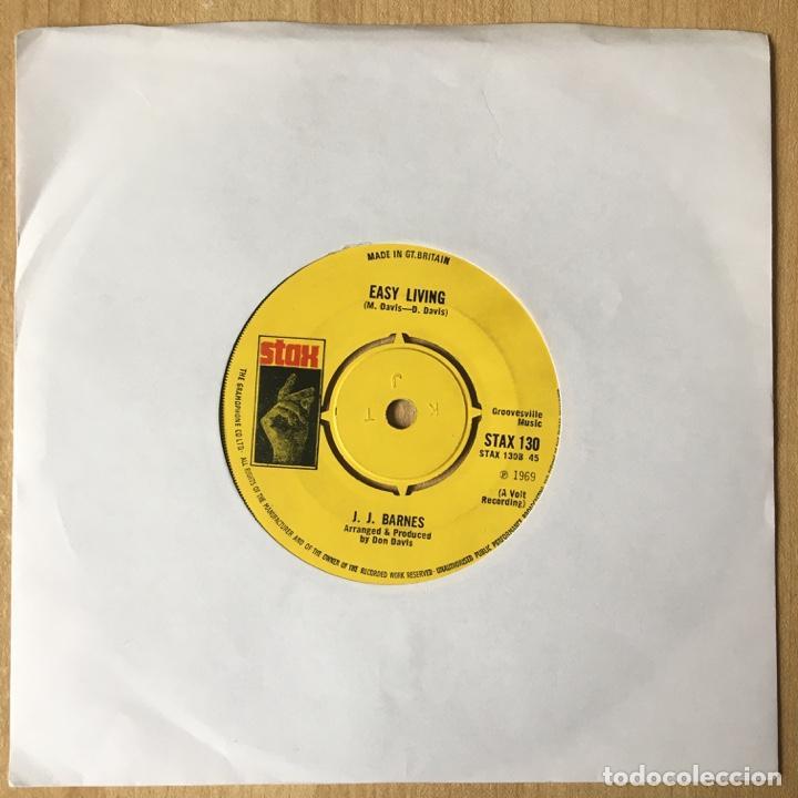 Discos de vinilo: J. J. Barnes – Baby Please Come Home, UK 1969 Stax - Foto 2 - 198891485