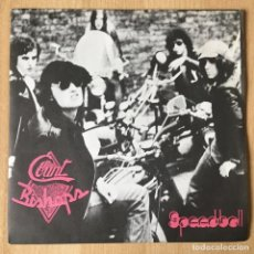 Discos de vinilo: THE COUNT BISHOPS – SPEEDBALL, UK 1975 CHISWICK RECORDS. Lote 198891797
