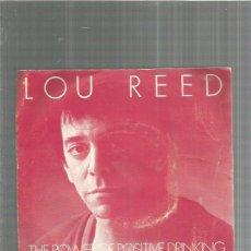 Discos de vinilo: LOU REED THE POWER . Lote 198901757