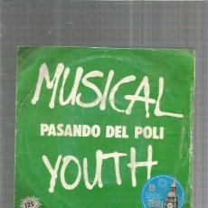 Discos de vinilo: MUSICAL YOUTH. Lote 198902648