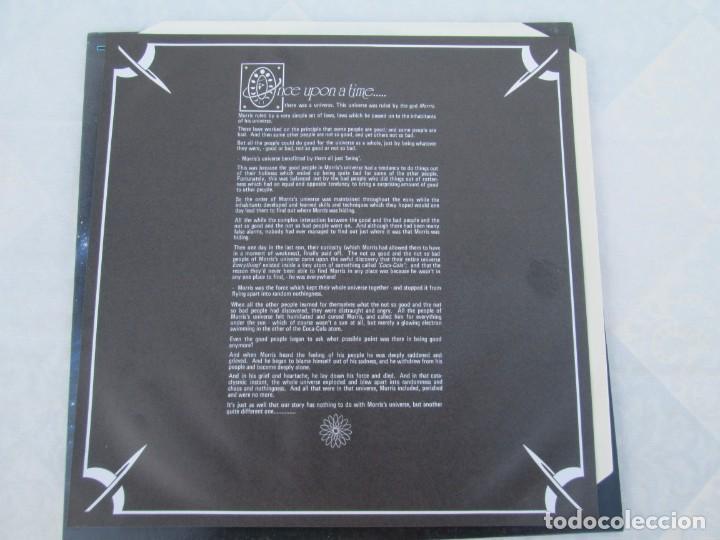 Discos de vinilo: TANDY & MORGAN. EARTH RISE. LP VINILO. FM. 1986. VER FOTOGRAFIAS ADJUNTAS - Foto 7 - 198908790